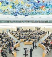 الحق تقدم مداخلة شفوية مشتركة أمام مجلس حقوق الإنسان بشأن الأوضاع في غزة