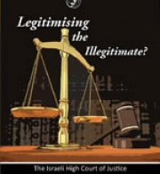 "Al-Haq's new study ""Legitimising the Illegitimate?"