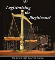 """Al-Haq's new study """"Legitimising the Illegitimate?"""