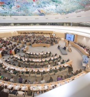 Human rights groups highlight voices of Palestinian collective punishment victims at the UN Human Rights Council