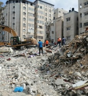 Al-Haq Warns the Targeted Destruction of Critical Civilian Road Infrastructure to Al-Shifaa Hospital May Constitute War Crimes