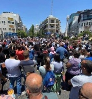 Al-Haq Condemns the Palestinian Authority Security Forces Attack and Suppression of a Peaceful Assembly in Ramallah
