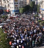 المؤسسات الحقوقية تطالب بمساءلة ومحاسبة مرتكبي الاعتداءات على التجمعات السلمية وتحذر من انهيار حالة حقوق الإنسان