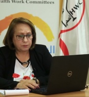 """Al-Haq Sends an Urgent Appeal on the Arbitrary Detention and """"Severe Suffering"""" of Human Rights DefenderMs. Shatha Odeh Abu Fannouneh, General Director of the Health Work Committee"""