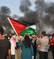 56th Great Return March Protest: Israeli Occupying Force (IOF) Injures 110 Palestinians, including 39 Children, four Medical Personnel, and one Journalist
