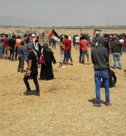 Update: The 58th Great Return March and Nakba Day Protests Israel Kills One Palestinian and Injures 182 Palestinians, Including 56 Children