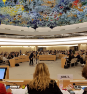 Al-Haq Welcomes Member States' Recommendations during Israel's 3rd UPR and Calls for Action and Immediate Implementation