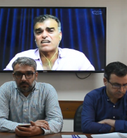 PHROC Holds an Urgent Press Conference on Israel's Mass Killing of Palestinians in the Gaza Strip and the Relocation of US Embassy to Jerusalem