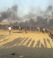 15 May 2018: Wilful Killing of Two Palestinians, including a Child, and Injury of 78 in Nakba Day Protests in the Gaza Strip