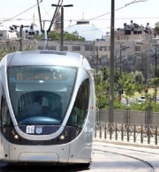 French Company Withdraws from Jerusalem Light-Rail