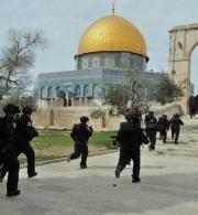 رسالة تحذير من مؤسسة الحق: على المجتمع الدولي أن يتخذ إجراءات ملموسة لوقف الاعتداءات الإسرائيلية على المسجد الأقصى