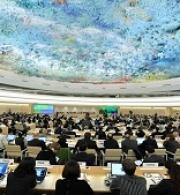 الحق تشارك في منتدى الأمم المتحدة الثالث المعني بالأعمال التجارية وحقوق الانسان
