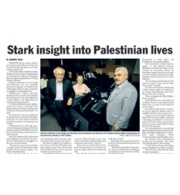 Stark insight into Palestinian lives