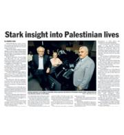 Stark insight into Palestinian lives