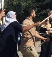 الحق تطالب بمحاسبة المسؤولين عن الاعتداء على المسيرة السلمية بقطاع غزة