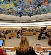 الحق ترحب بتوصيات الدول الأعضاء بمجلس حقوق الإنسان خلال المراجعة الدورية الثالثة لإسرائيل وتدعو إلى اتخاذ خطوات عملية لتطبيقها