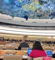 الحق تشارك في أول مفاوضات  إنشاء معاهدة الشركات متعددة الجنسيات وحقوق الإنسان