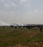 """مؤسسة الحق تجدد التأكيد على الأسباب الجذرية المستندة للحقوق التي تقف وراء """"مسيرة العودة الكبرى""""  في السنوية الأولى على انطلاقها في قطاع غزة"""