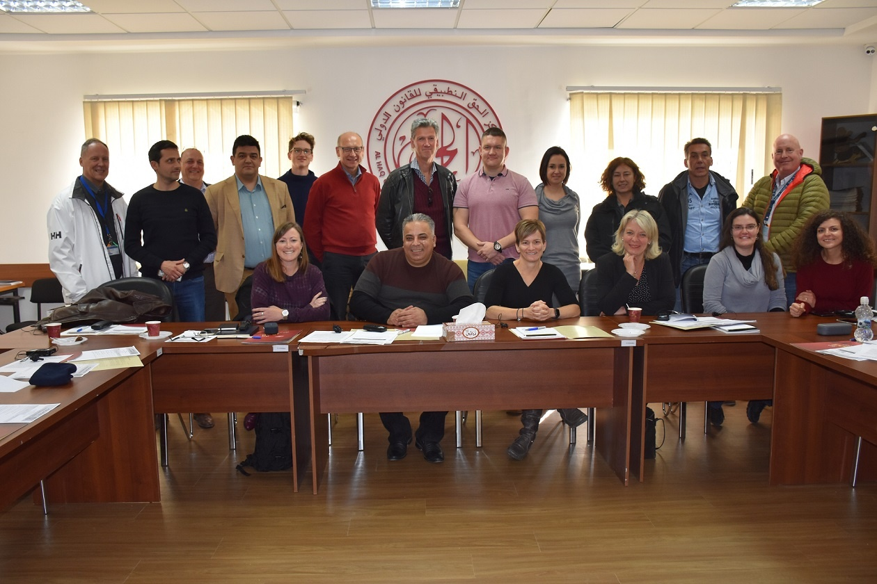 Al-Haq Center for Applied International Law Concludes Human Rights Training for EUPOL COPPS