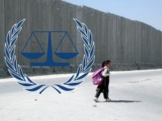 The wall around Jerusalem. October 19, 2004.  Photo: Bassam Almohor