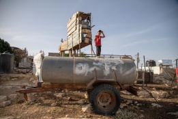 On World Water Day, Al-Haq Recalls Israeli Water-Apartheid Amidst a Global Pandemic
