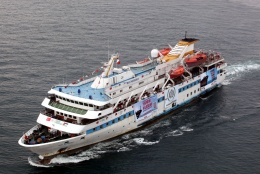 Mavi Marmara. Source: ihh.org.tr