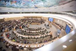Source: UN Human Rights Council Secretariat