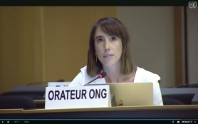 Al-Haq and partners deliver joint oral intervention on collective punishment at the UN Human Rights Council