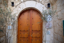 Hosh Al Syrian, Bethlehem. Photo: Bassam Almohor