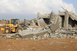تقرير مؤسسة الحق الميداني حول انتهاكات شهر تشرين ثاني/نوفمبر 2020