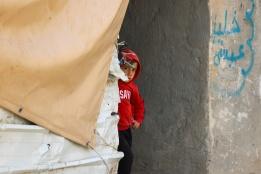 Sfaii at-Tahta hamlet, south Hebron hills. Photo: Bassam Almohor