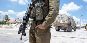 israeli soldiers in Sebastia, Nablus. Photo: Bassam Almohor
