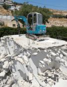 Administrative Demolitions in Jerusalem (c) Al-Haq, August 2021