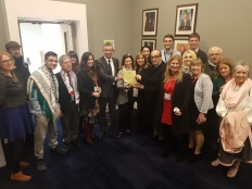 Al-Haq Thanks Irish Senators for Voting in Solidarity with the Palestinian People and Urges Continued Support for the Occupied Territories Bill, 2018