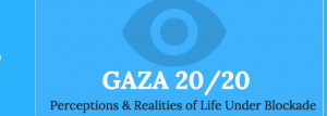 Gaza 20/20: Call to Canadian Government for Sanctions until the Blockade on Gaza is Lifted