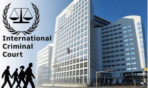 END IMPUNITY AND OPEN INVESTIGATION ON PALESTINE