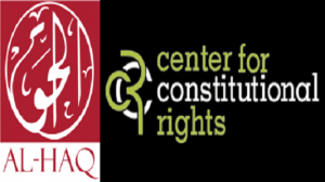 Al-Haq condemns Israel's entry denial and deportation of Vincent Warren and Katherine Franke of the US-based Center for Constitutional Rights