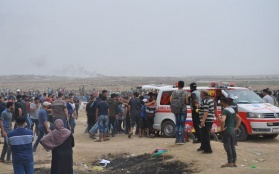 11 May 2018: IOF Commit Wilful Killings of Two Palestinians, including a Child, and Injure Hundreds as Gaza Protests continue into Seventh Week