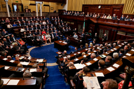 Two Voting Stages Left:  An Explainer on the Passage of the Occupied Territories Bill through the Lower House of the Irish Parliament