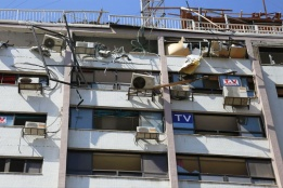 Briefing Note IV: Unlawful Targeting of Journalists and Media Buildings