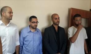 تأجيل محاكمة نشطاء مقاطعة إسرائيل برام الله