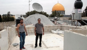 The lesser of two evils: self-demolitions in East Jerusalem