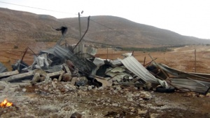 The Jordan Valley Subject to Further Demolitions