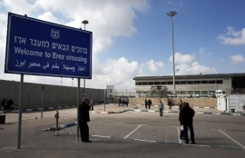 Arbitrary Detention and Arrest by Israel at the Erez Crossing