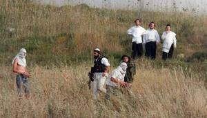 Rampant settler attacks against Palestinians
