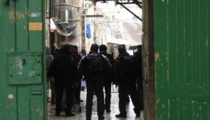 Palestinian Harassed As Israeli Extremists Overtake Al-Aqsa Mosque