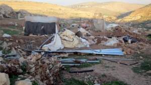 Israeli Army Demolishes 55 Structures in the Northern Jordan Valley