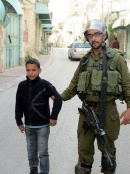 Israeli Military Arrests More than 20 Palestinian Children in Hebron