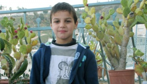 Six-year-old Blindfolded and Detained by Israeli Soldiers