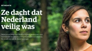 Dutch paper highlights attacks against Al-Haq
